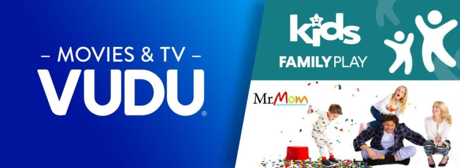 Vudu Launches New Features, Content for Family-Friendly Entertainment