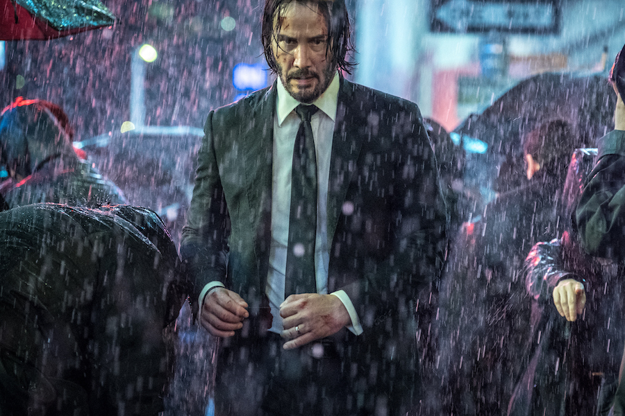 A Third Dimension of John Wick