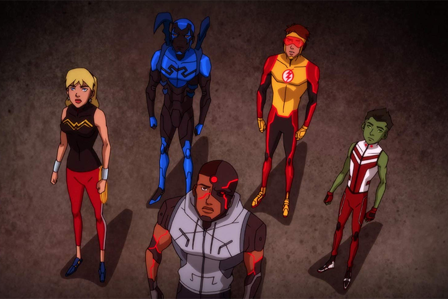 'Young Justice' Season 3 on Disc Nov. 26