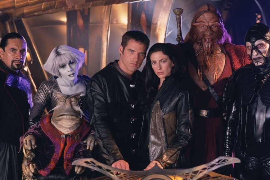 'Farscape' Complete Series to Hit Blu-ray Disc on Nov. 19