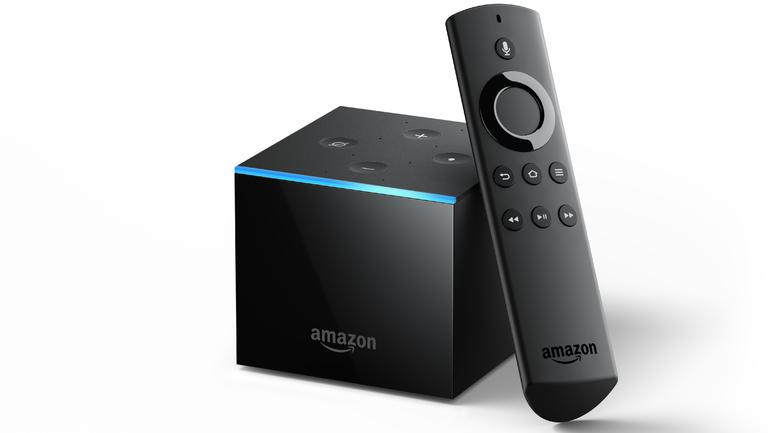 Amazon Debuts Updated Fire TV Cube Streaming Media Device
