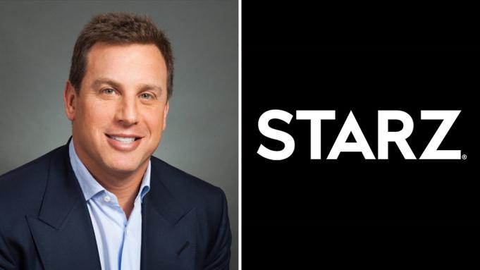 Lionsgate Ups Jeffrey Hirsch to CEO of Starz