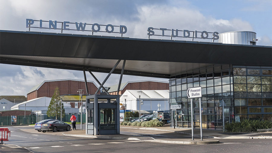 Disney Renting Pinewood Studios in Buckinghamshire, U.K.