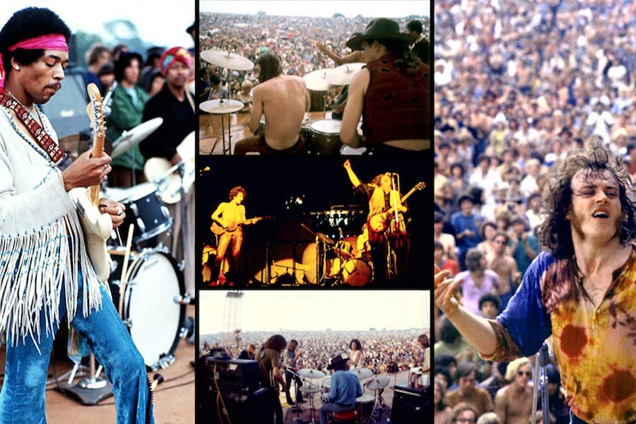 'Woodstock: 3 Days That Changed Everything' Due on DVD Sept. 13 From MVD