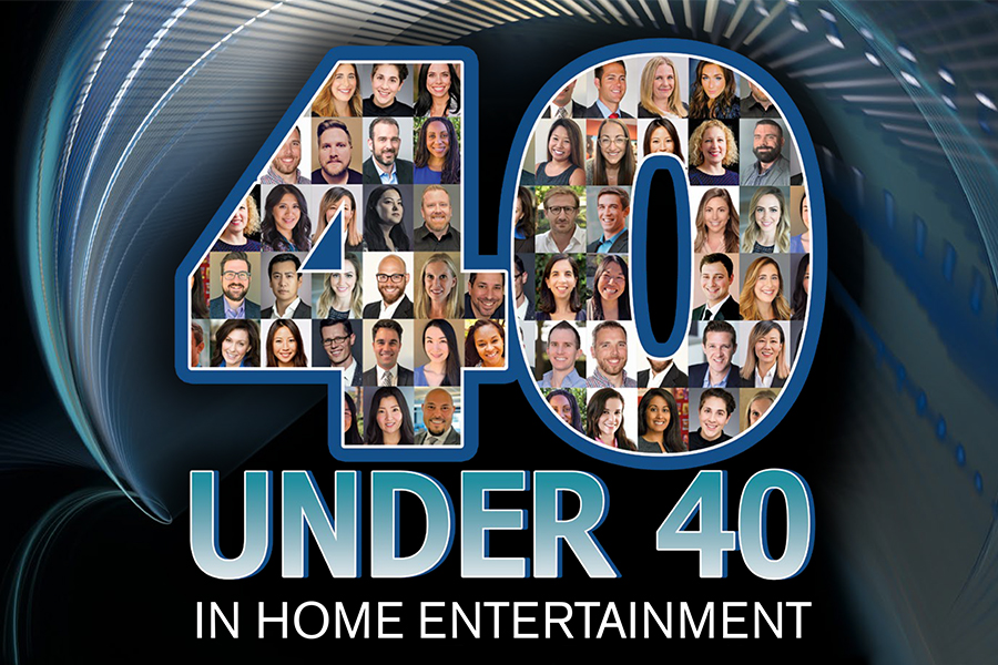 40 Under 40 In Home Entertainment 2019