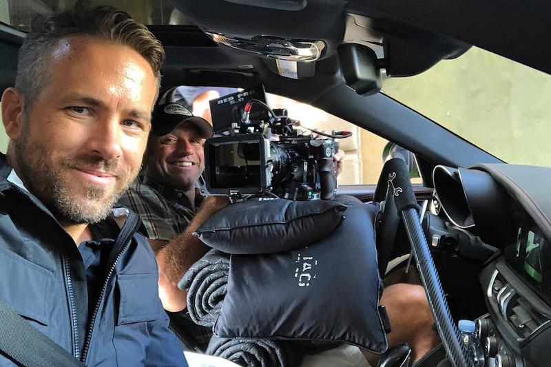 Ryan Reynolds Teases DVD in New Netflix Movie Tweet