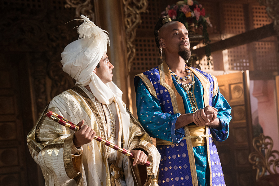 'Aladdin' Takes Over Redbox Disc Rentals, 'Yesterday' Tops On Demand