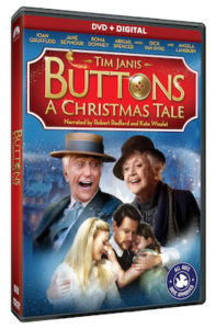 Holiday Film Buttons A Christmas Tale Due On Digital Nov