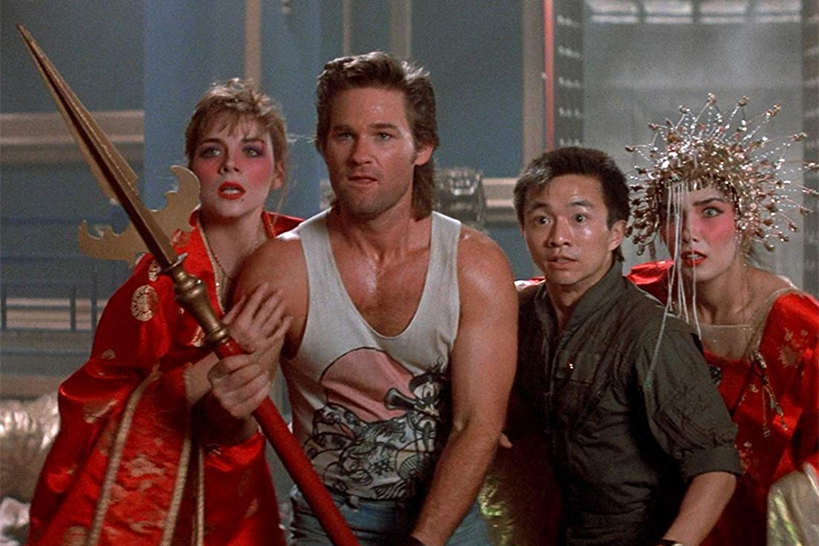 'Big Trouble in Little China' Collector's Edition Blu-ray Coming Dec. 3 From Scream Factory