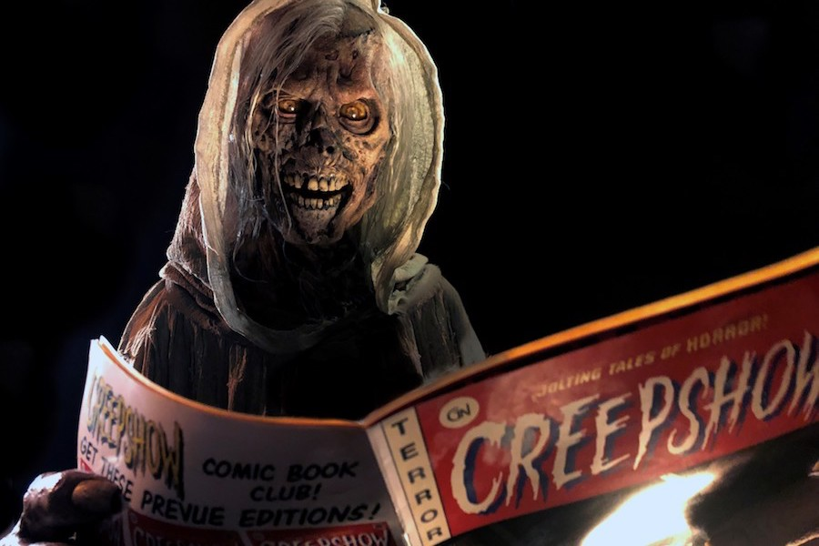 Shudder Renews 'Creepshow'