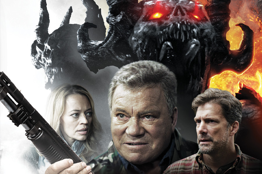 Shatner Pic 'Devil's Revenge' Will Come Out on Blu-ray Oct. 15 From MVD
