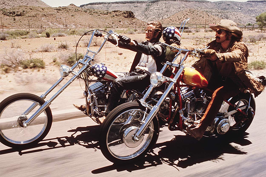 'Easy Rider' Released on 4K Digital for 50th Anniversary