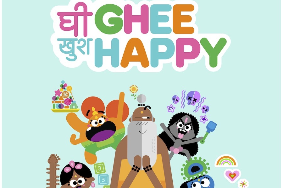 Netflix Orders Animated Preschool Series 'Ghee Happy'