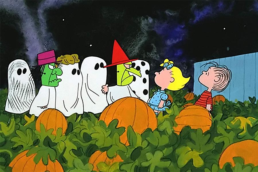 Merchandising: Promotions for Halloween