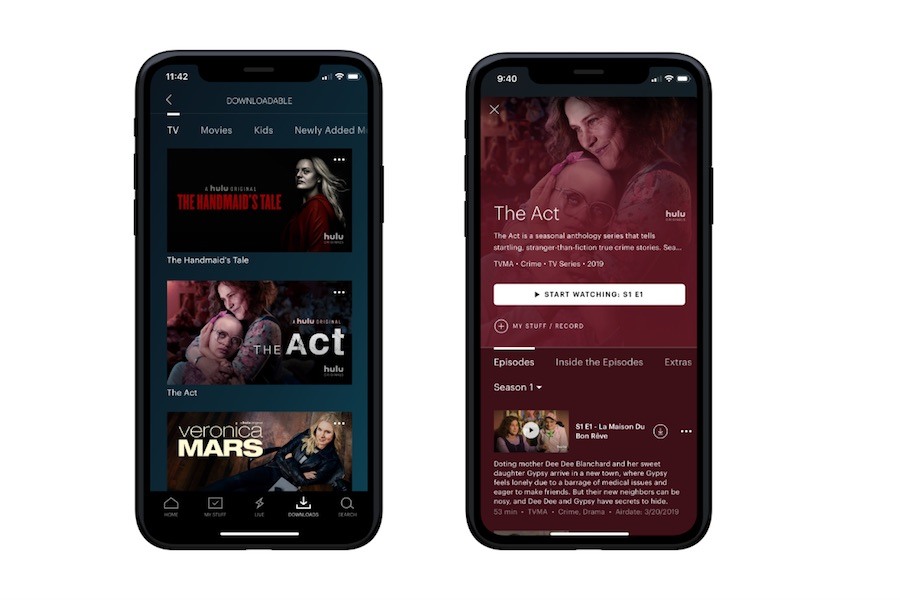 Hulu Adds Download Feature for Android, Fire Devices