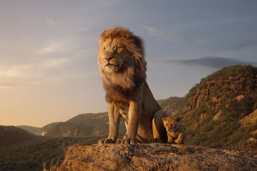 'Lion King' Remake Reigns Atop Disc Sales Charts