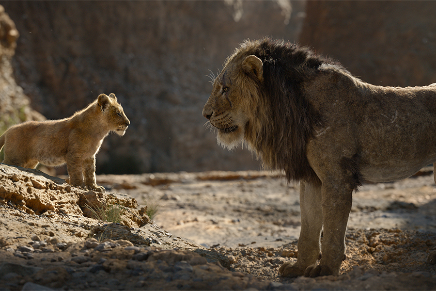 'Lion King' Roars Atop Disc Sales Chart for Second Week
