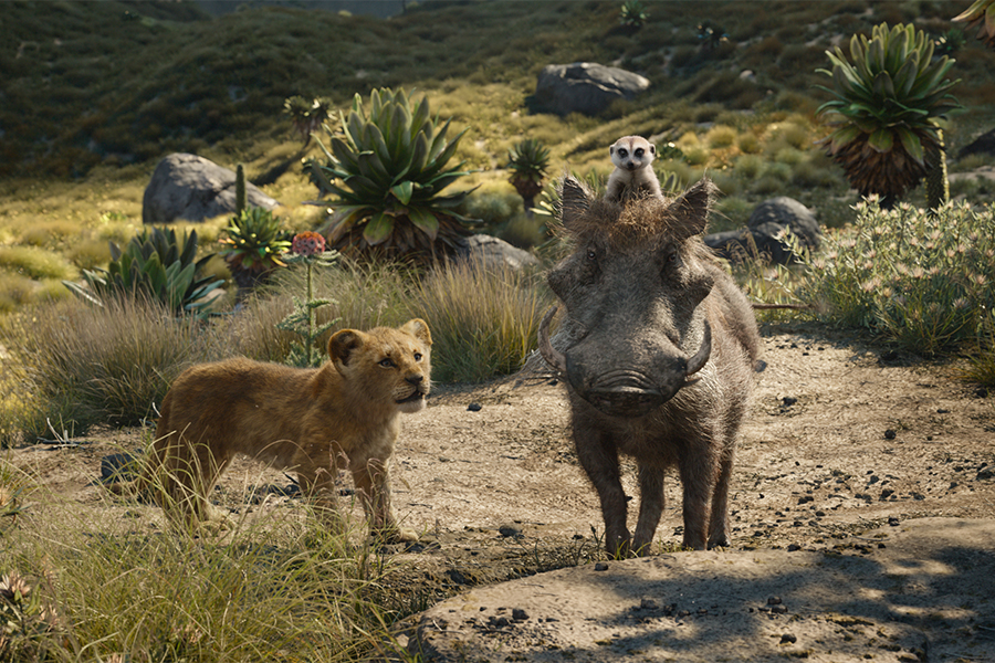 'Lion King' Rises Over Redbox Disc Rentals, 'Stuber' Remains On Demand No. 1