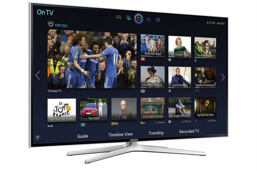 Samsung: More TV Owners Stream Video Than Watch Linear Programming