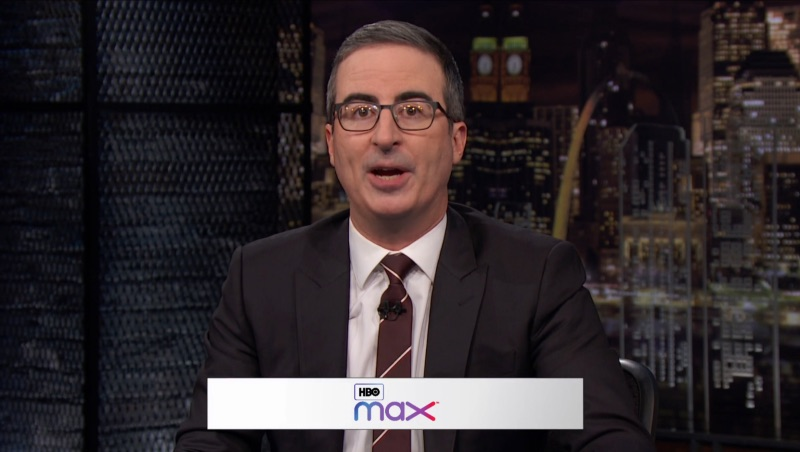 'Last Week Tonight' Host John Oliver Mocks HBO Max