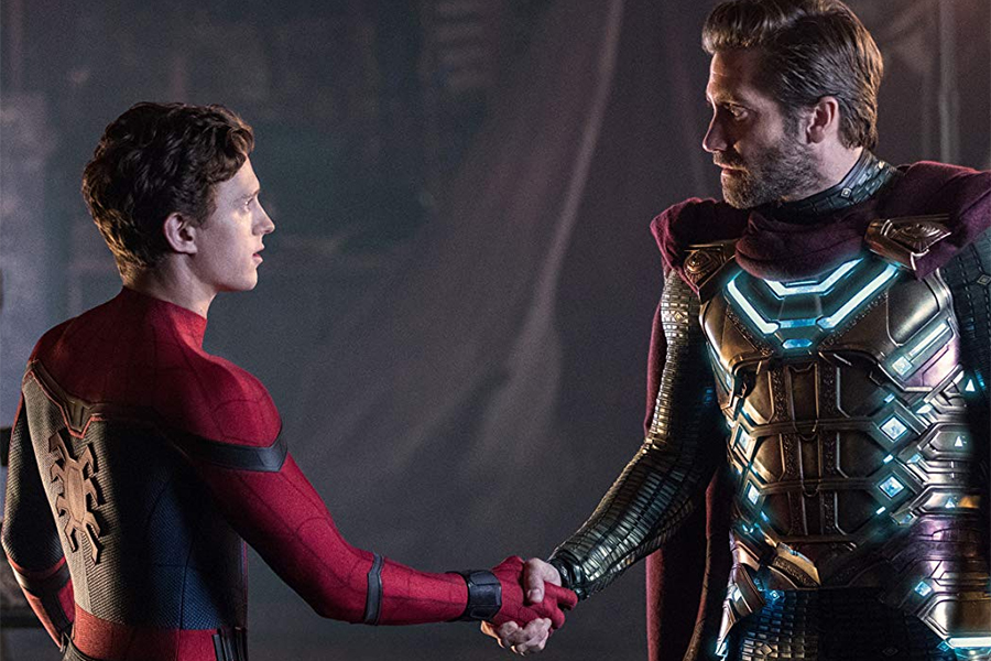 'Spider-Man: Far From Home' Swings to Top Spot on Disc Sales Charts
