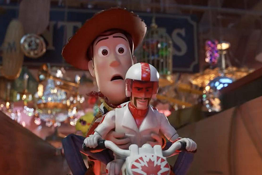 'Toy Story 4' Takes Over Redbox Disc Rentals, 'Stuber' Tops On Demand