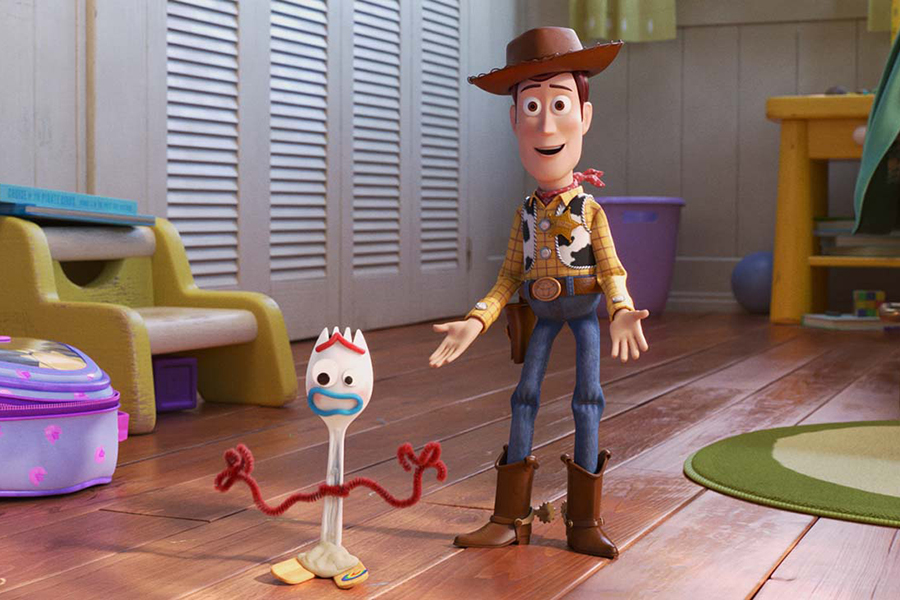'Toy Story 4' Enters Disc Sales Charts at No. 1