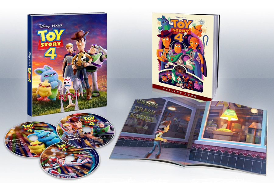 Merchandising: Collecting 'Toy Story 4'