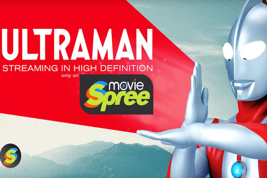 'Ultraman' and 'Ultra Q' Japanese TV Series Available on TVOD Site movieSpree