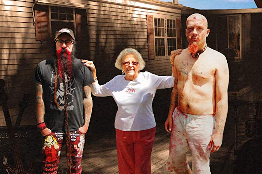 'GG Allin — All in the Family' Due on DVD Oct. 15 From MVD