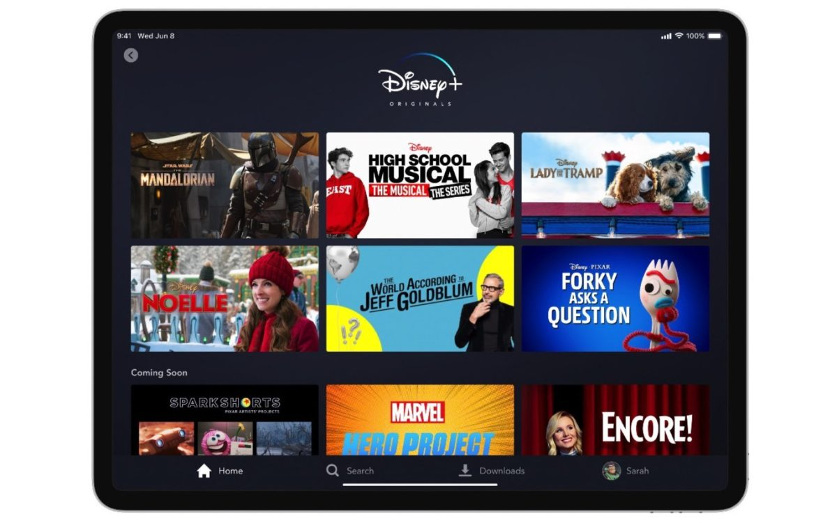 Disney Ups 'DisneyPlus' Social Media Campaign