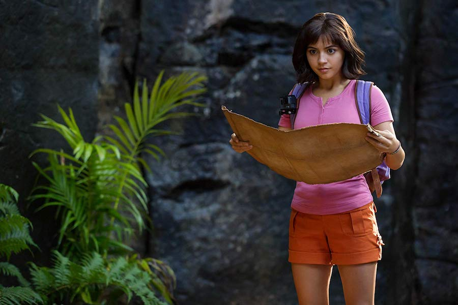 'Dora and the Lost City of Gold' Travels to Digital Nov. 5, Disc Nov. 19 From Paramount