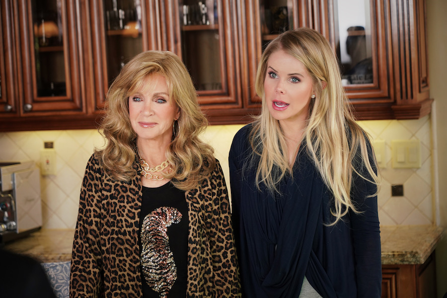 Faith and Family SVOD Service Pure Flix to Bow Sitcom Starring Donna Mills