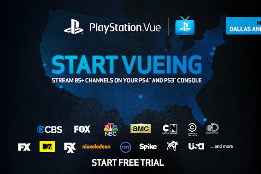 Sony to Shutter PlayStation Vue