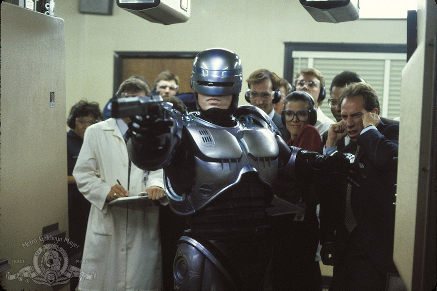 'RoboCop,' 'Flowers in the Attic' on November 2019 Disc Slate From Arrow and MVD
