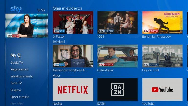 Grandi Notizie: Netflix Expands Italian Presence
