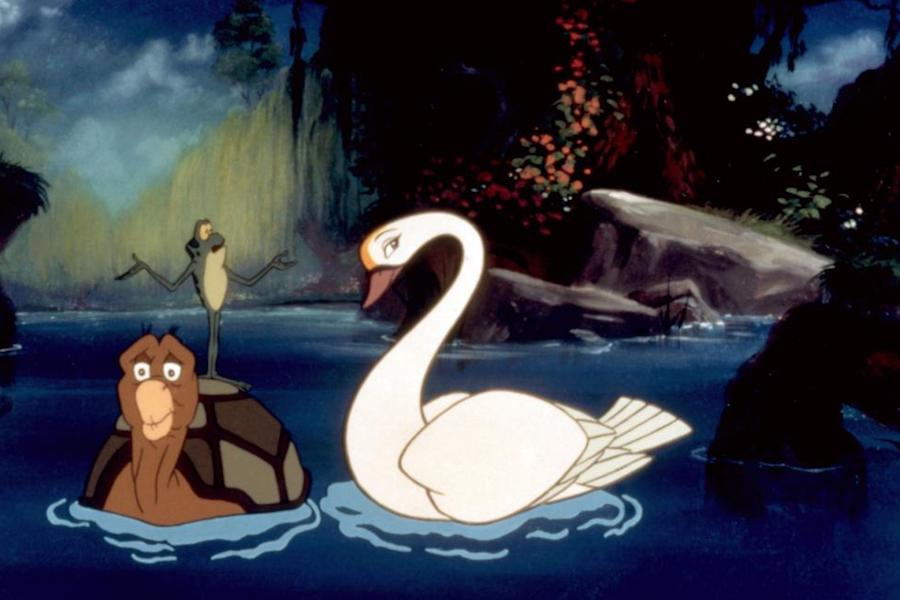'The Swan Princess' Swims to Blu-ray and 4K Digital Oct. 29 for 25th Anniversary