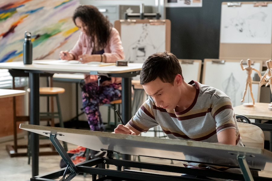 Netflix's 'Atypical' Top Binge, New 'War of the Worlds' Adaptation Top 'Show on the Rise' on TV Time Charts