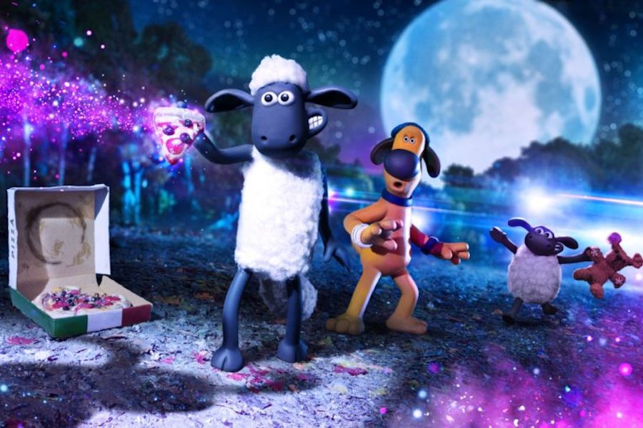 Netflix Gets New 'Shaun the Sheep' Movie, Tyler Perry Drama