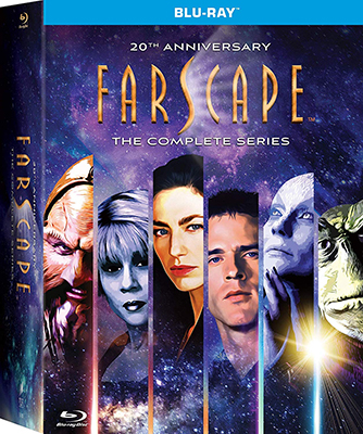 Farscape: The Complete Series — 20th Anniversary