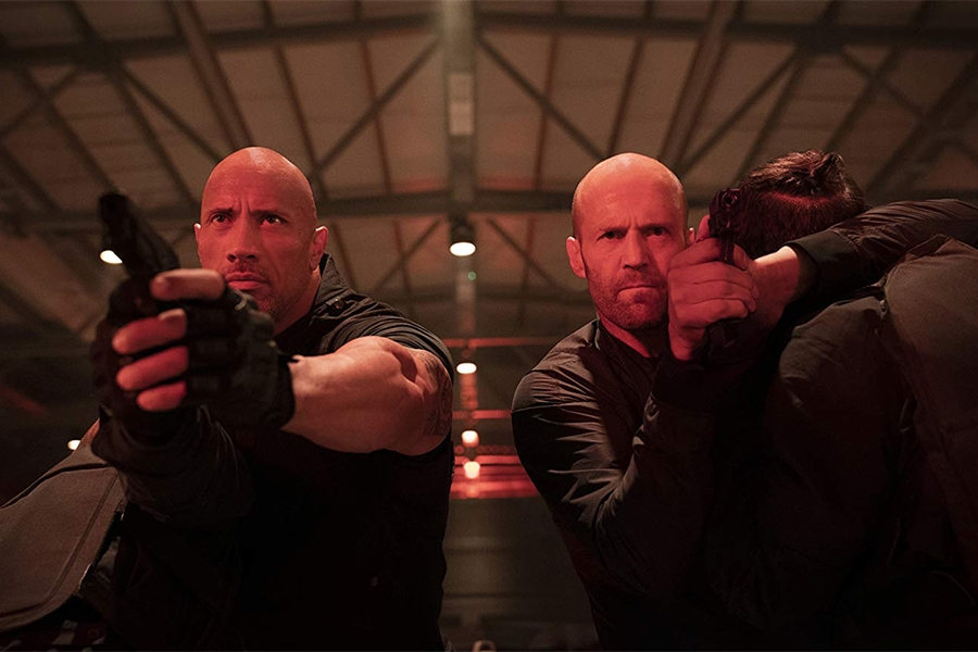 'Hobbs & Shaw' Outpaces 'Dora' to Stay No. 1 on the Home Video Sales Charts