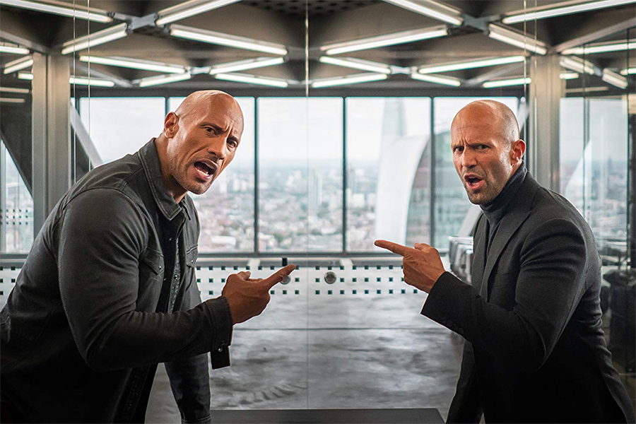 'Hobbs & Shaw' Debuts Atop Home Video Sales Charts