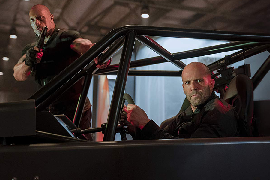 'Hobbs & Shaw' Drives to Top of Redbox Charts