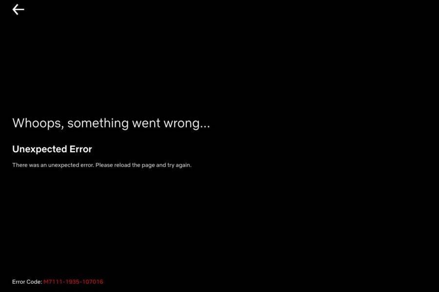 Netflix Back Online Following Tech Issues