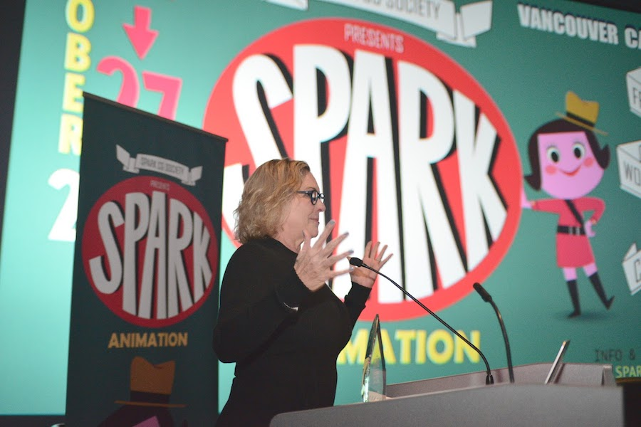 Netflix's Melissa Cobb Honored With Women in Animation Diversity Award