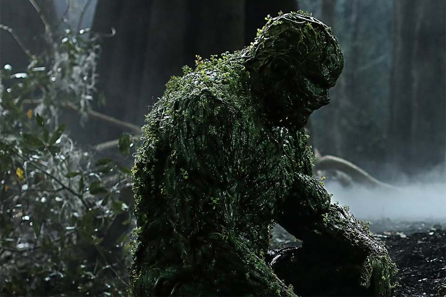 Warner Releasing 'Swamp Thing' DC Universe Series Digitally Dec. 2, on Disc Feb. 11