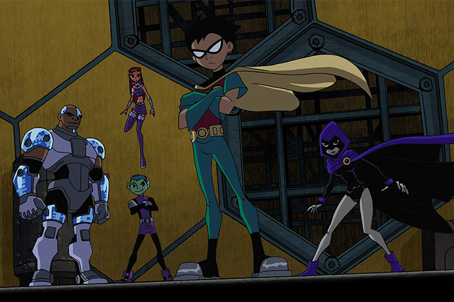Warner Archive Releasing Complete 'Teen Titans' Animated Series on Blu-ray Dec. 3