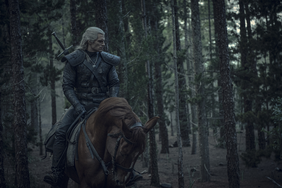 Netflix Series 'The Witcher' and 'You' Top TV Time Most Anticipated Shows Charts