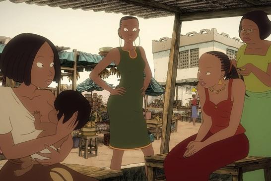 Animated 'Aya of Yop City' Heads Home