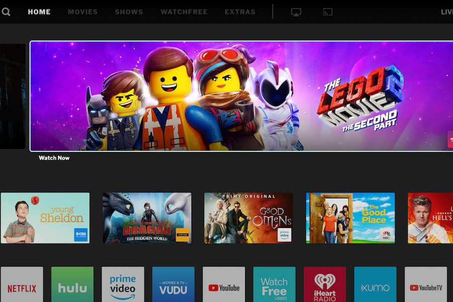 Vizio Rolling Out Chromecast Update to Access Disney+ on Smart TVs